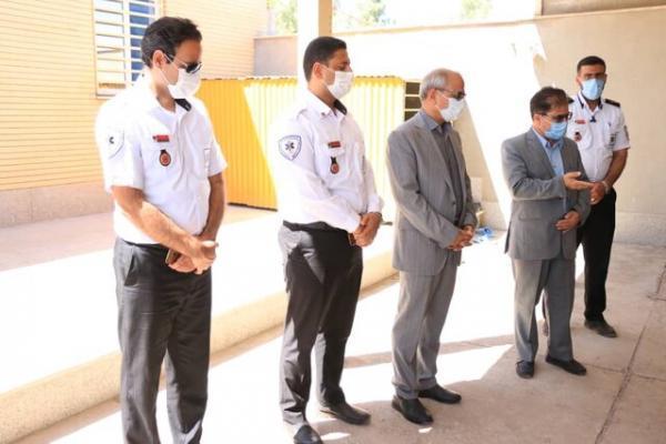 دانشگاه علوم پزشکی 4 پروژه در رفسنجان و انار افتتاح کرد